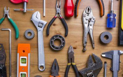 A few tools go a long way