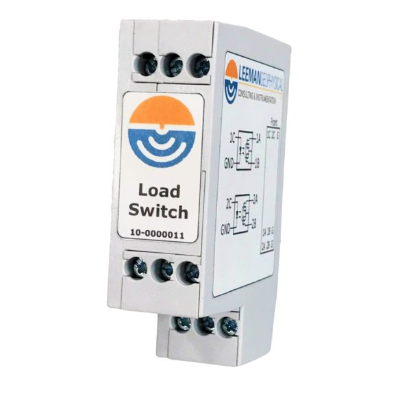 DIN load Switch Cover Photo