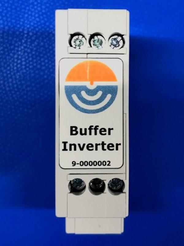 DIN Buffer/Inverter front