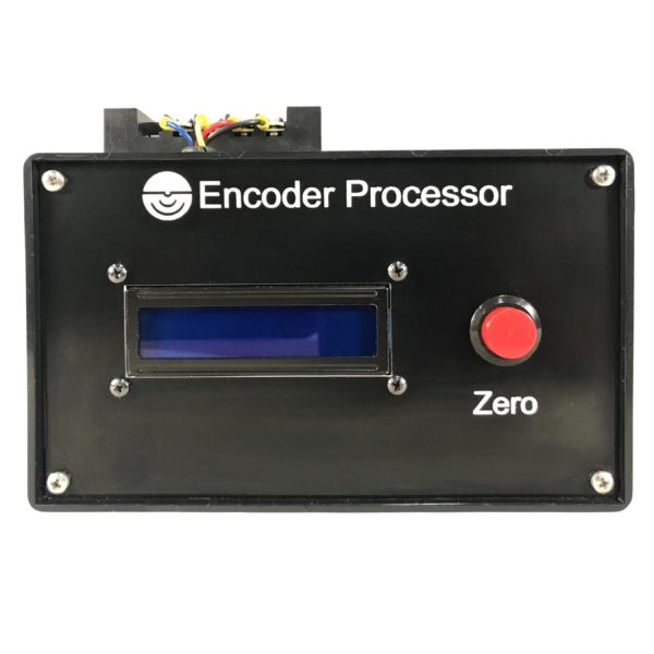 Encoder Processor Front View