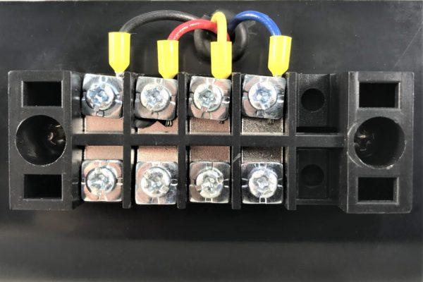 Encoder Processor Terminal view
