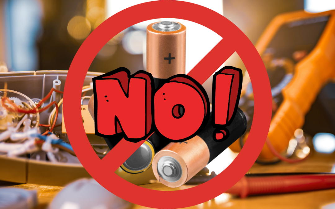 Stop Testing Batteries with a Voltmeter!